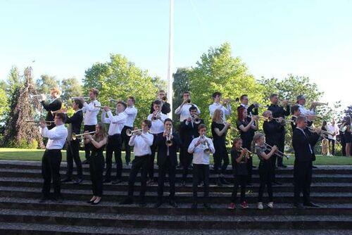 Brass Crossing Borders / Dansk-Tysk Messingblæserakademi 2021